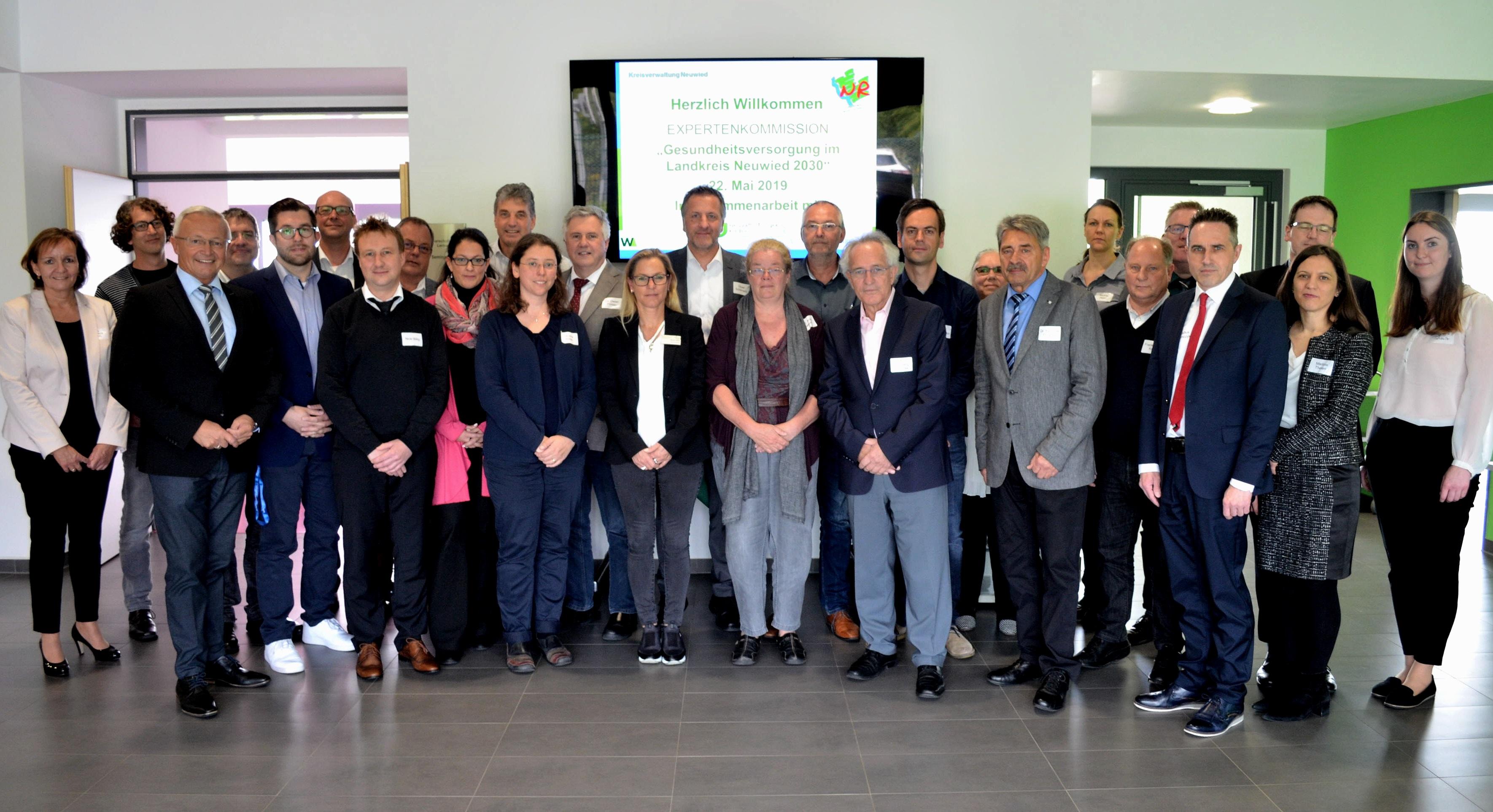 You are currently viewing Gesundheitsversorgung im Landkreis Neuwied gehört zur Daseinsvorsorge – Landrat Hallerbach beruft Expertenkommission ein