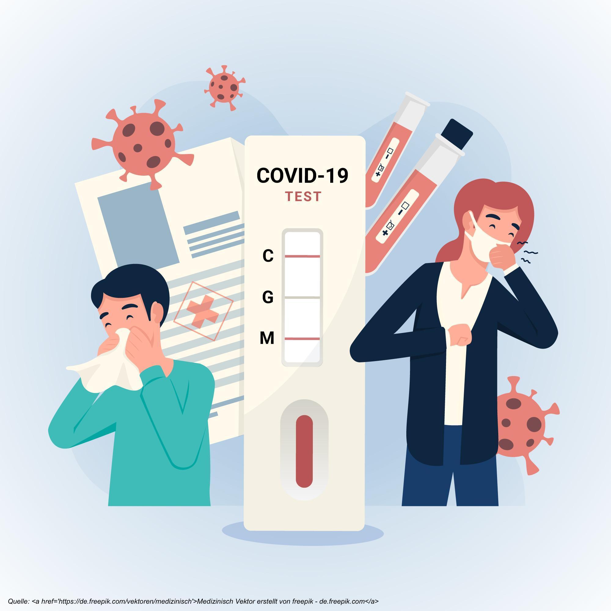 You are currently viewing COVID-19: Ein Jahr Pandemie auch in der Gesundheitsregion Köln-Bonn