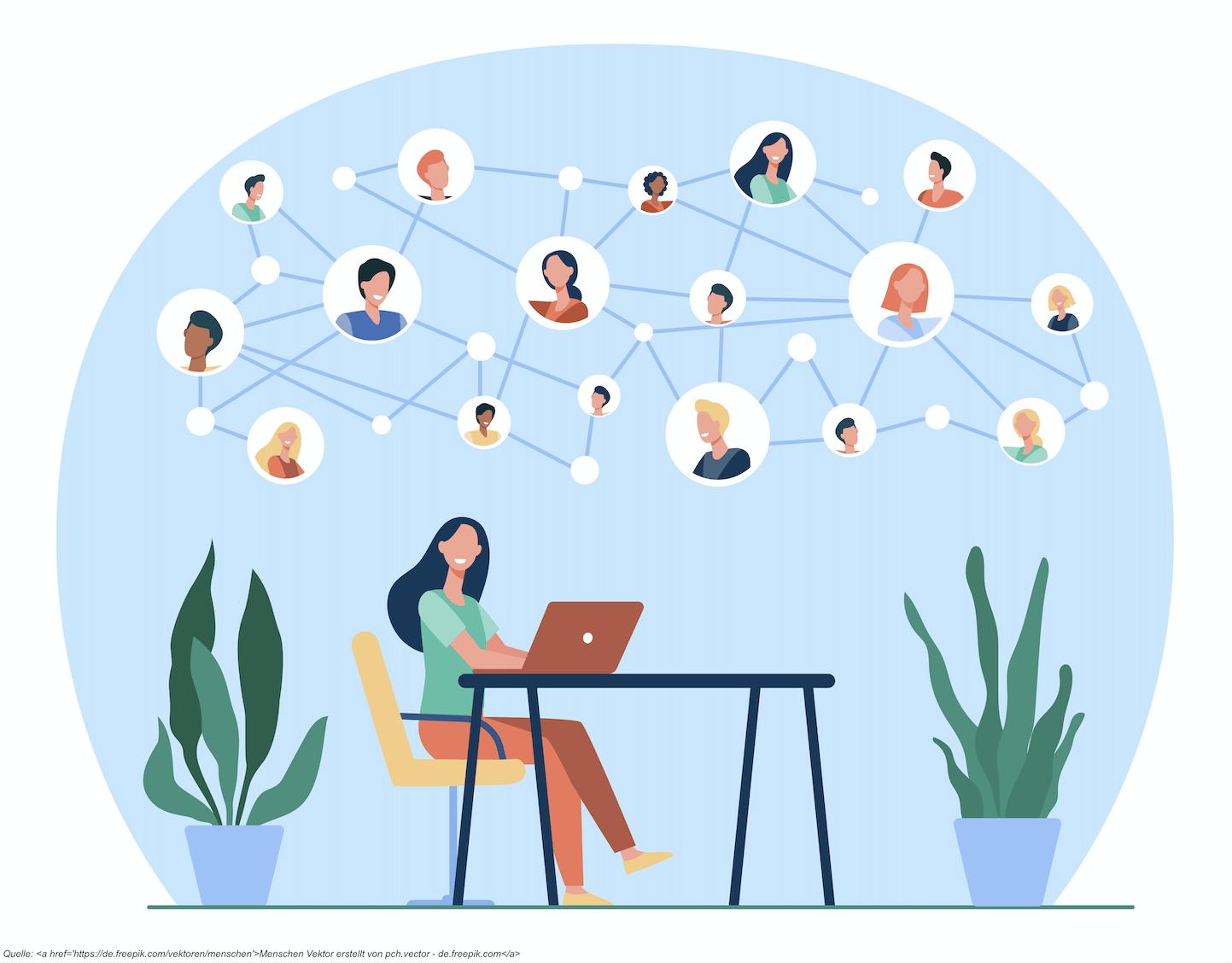 You are currently viewing Online-MeetUp: Kennenlernen, austauschen und voneinander lernen am 19. Mai 2021