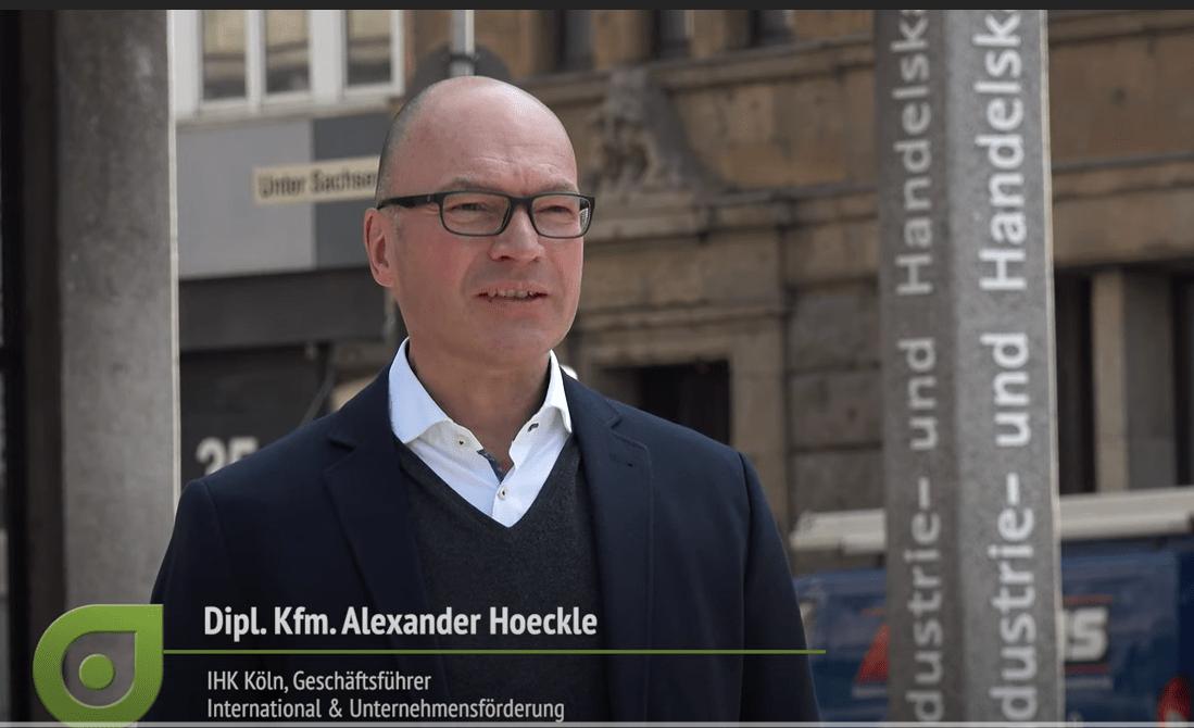 """You are currently viewing Nachgefragt! Industrie- und Handelskammer zu Köln – """"Stark für unsere Gesundheit"""""""