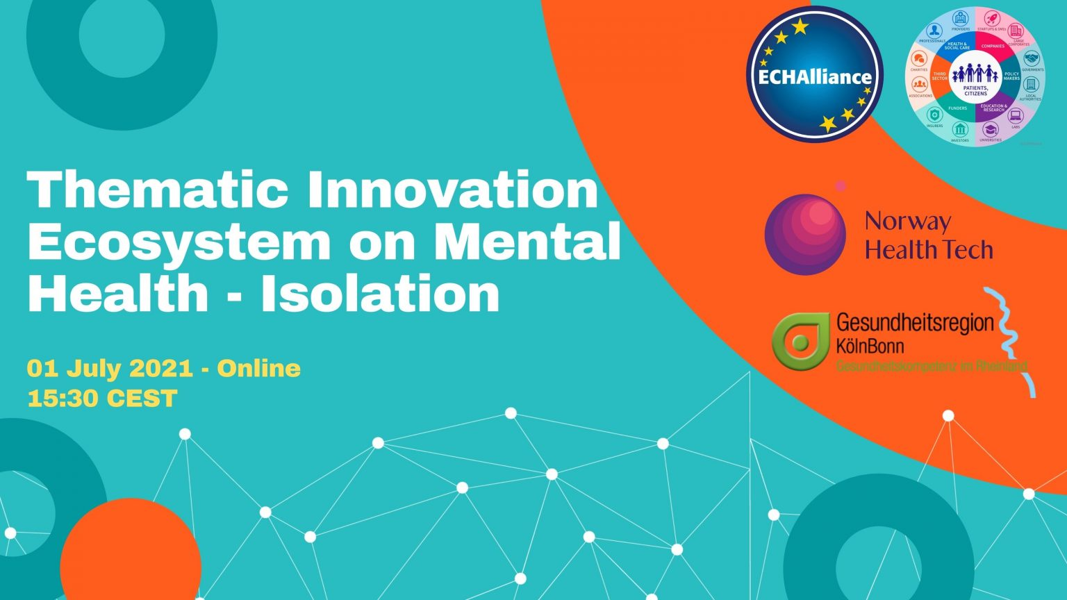 You are currently viewing Thematic Innovation Ecosystem on Mental Health – Isolation